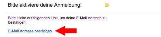 email-bestaetigen